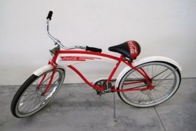 HUFFY COCA COLA PROMO BICYCLE