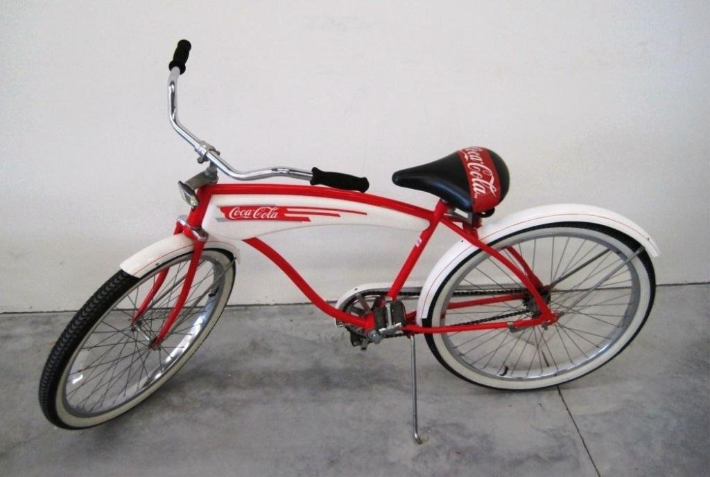 17: HUFFY COCA COLA PROMO BICYCLE