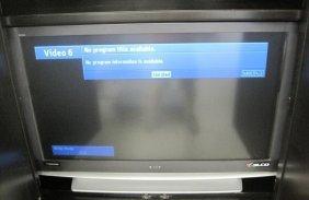 """SONY 55"""" FLAT SCREEN HD TV 3LCD"""