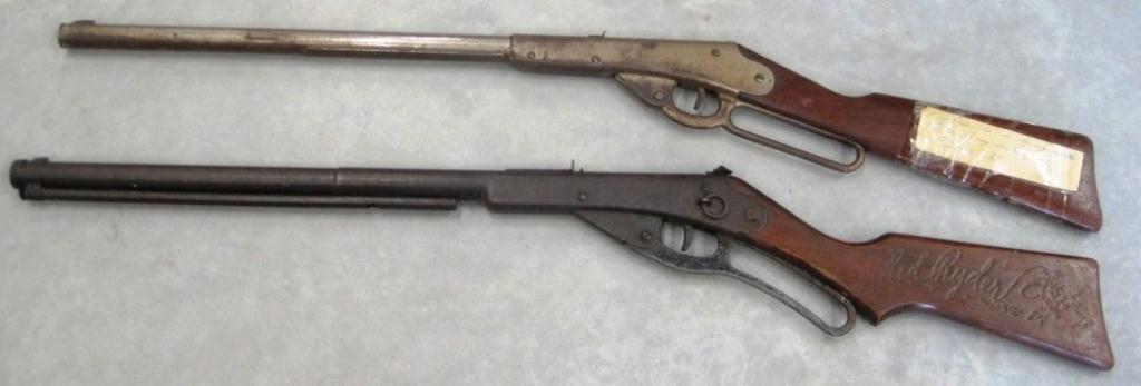 114: PAIR BB GUNS DAISY & RED RYDER