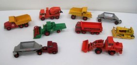 1: VINTAGE LESNEY MATCHBOX TOY CARS
