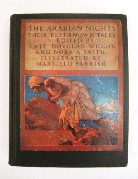5: ARABIAN NIGHTS 1ST ED BOOK