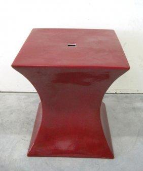 23: GARDEN SEAT