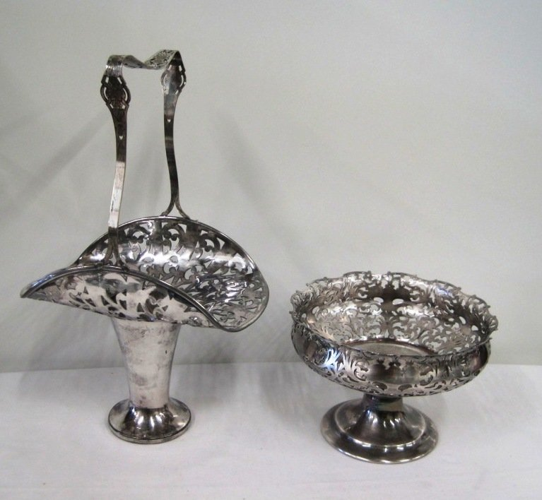 ROGERS & FORBES SILVERPLATE