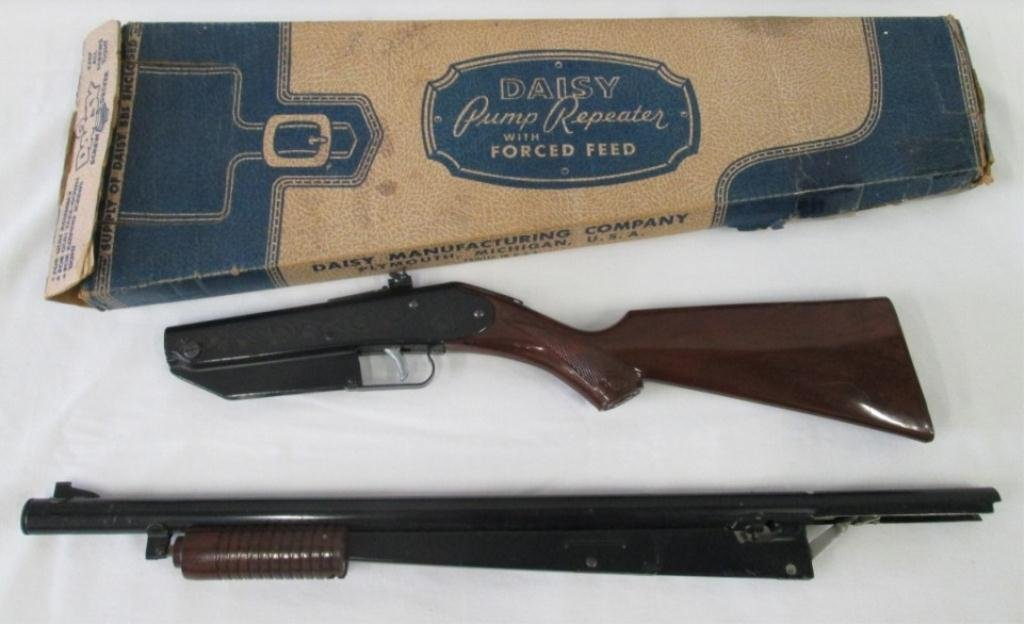 VINTAGE DAISY PUMP REPEATER RIFLE