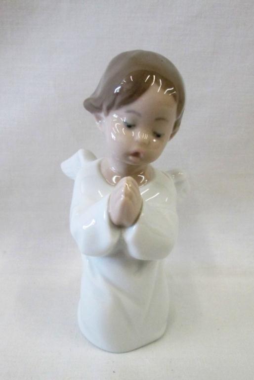 LLADRO PRAYING ANGEL # 4538