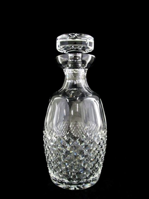 WATERFORD CRYSTAL DECANTER