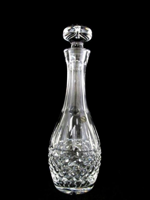 WATERFORD CRYSTAL COLLEEN DECANTER