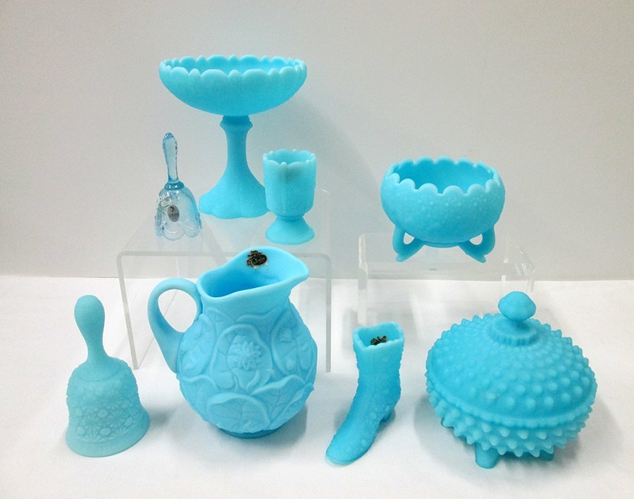 FENTON GLASS COLLECTION
