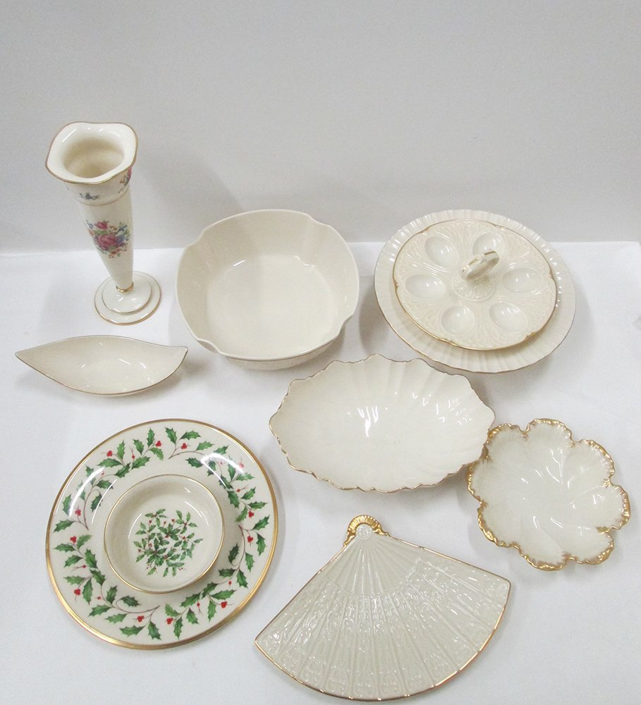 LENOX PORCELAIN COLLECTION