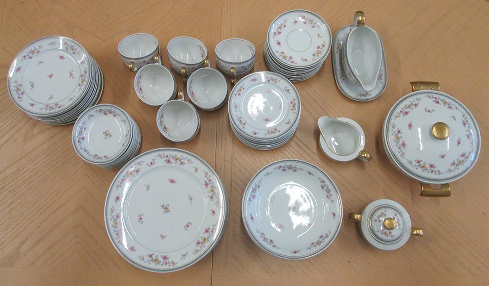 JAEGER PMR BAVARIA CHINA SET