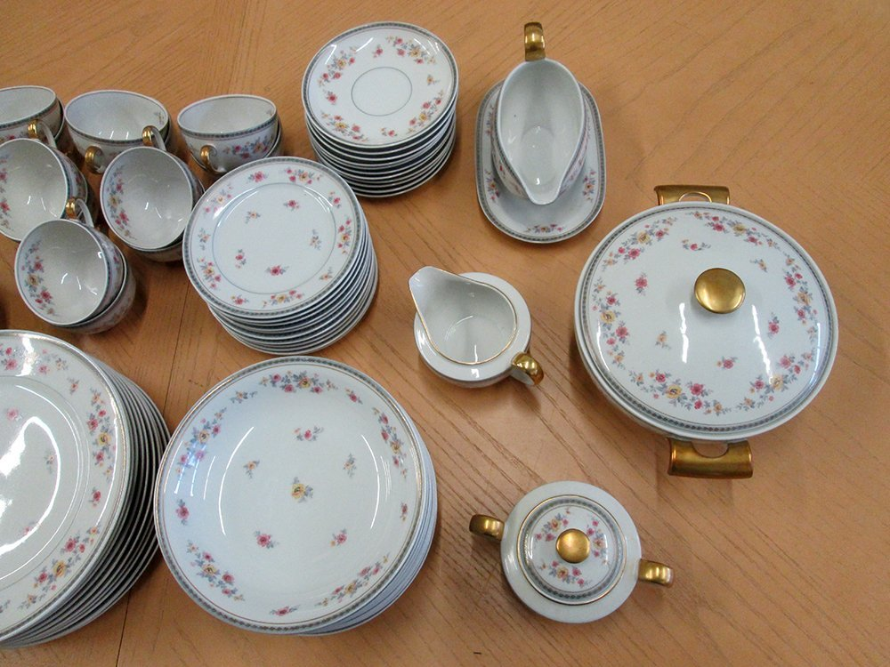 JAEGER PMR BAVARIA CHINA SET - 2