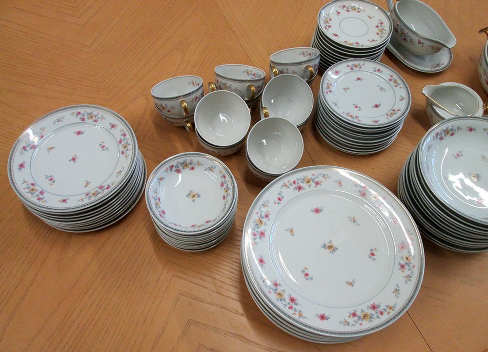 JAEGER PMR BAVARIA CHINA SET - 3