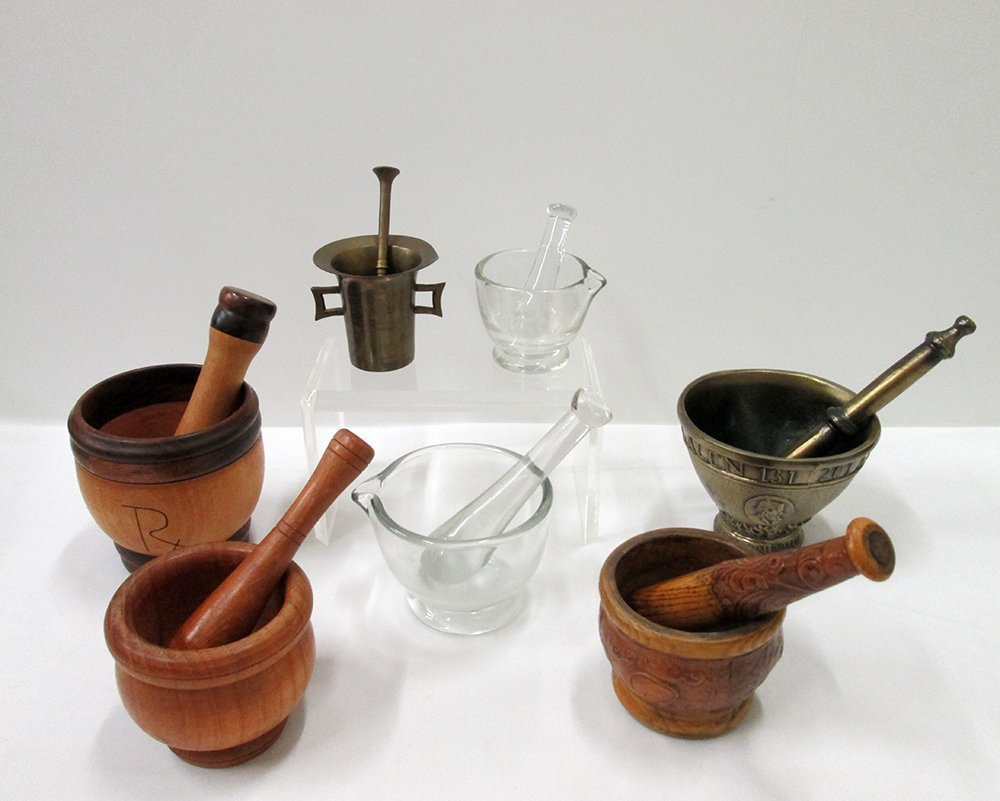 MORTAR & PESTLE COLLECTION