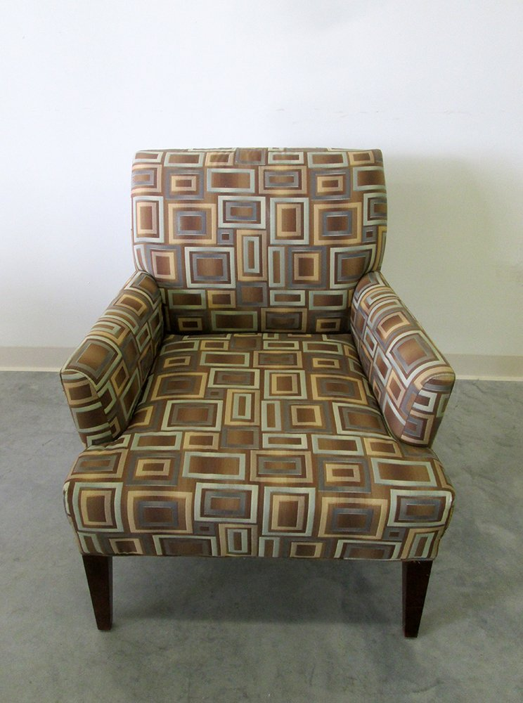 HAVERTY ACCENT CHAIR
