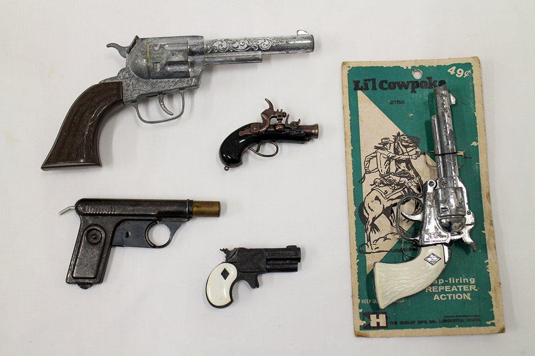 VINTAGE CAP & TOY GUNS