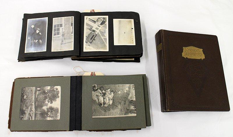 WWI & WW2 PHOTO ALBUMS