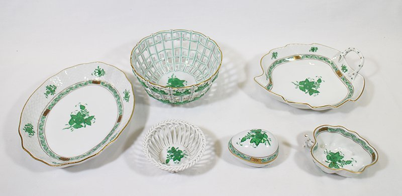 HEREND CHINESE BOUQUET COLLECTION
