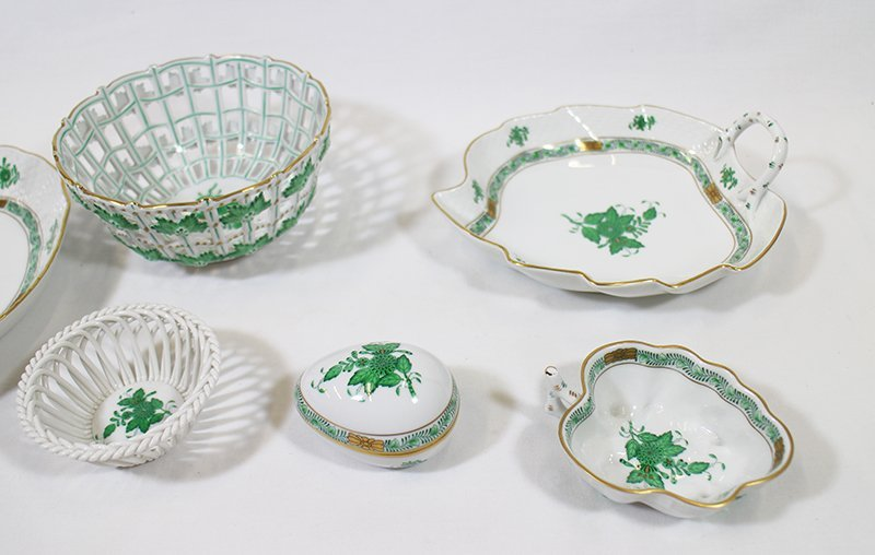 HEREND CHINESE BOUQUET COLLECTION - 2