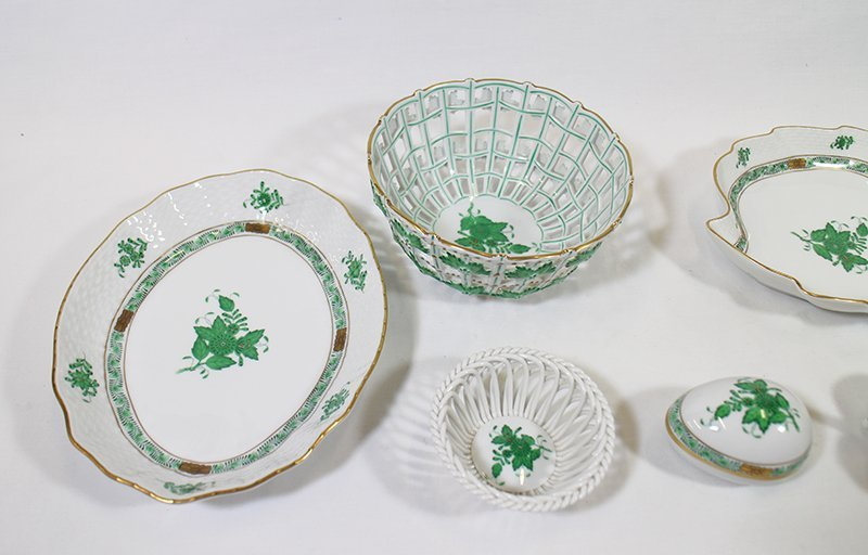HEREND CHINESE BOUQUET COLLECTION - 3