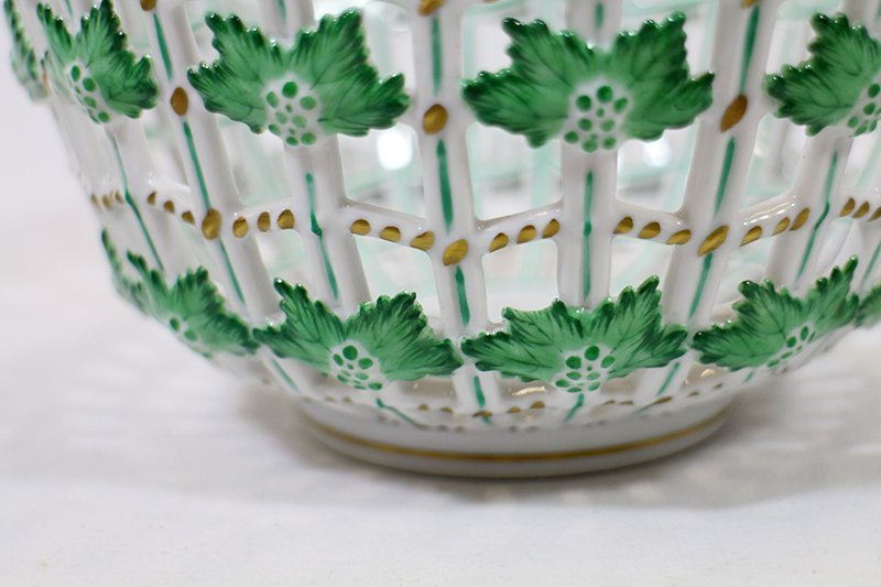 HEREND CHINESE BOUQUET COLLECTION - 4