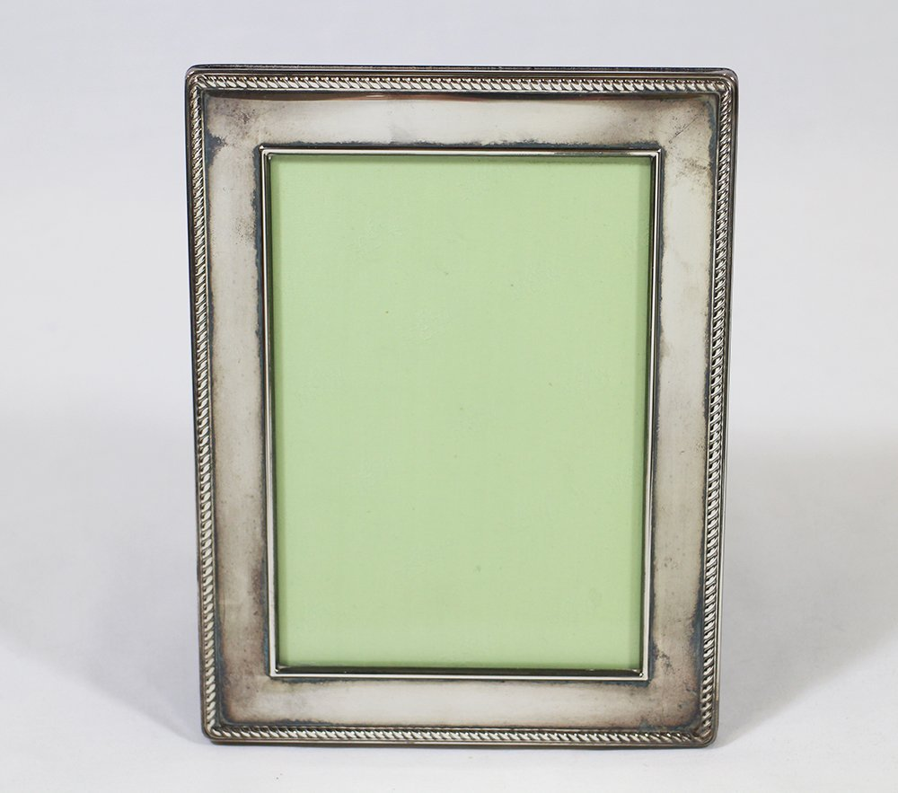 MAPPIN & WEBB STERLING PICTURE FRAME