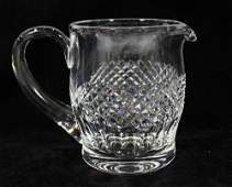 WATERFORD CRYSTAL WATER PITCHER
