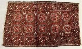20TH CENT PERSIAN TABRIZ WOOL RUG