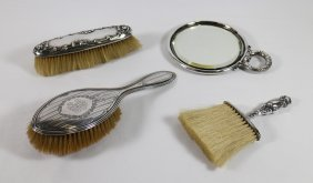 Sterling Silver Vanity Items