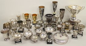 Silverplate Trophy Collection