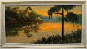 Lem Newton Highwaymen Painting