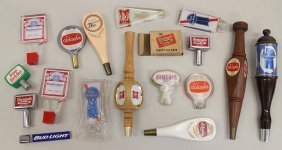 Vintage Beer Handle Taps