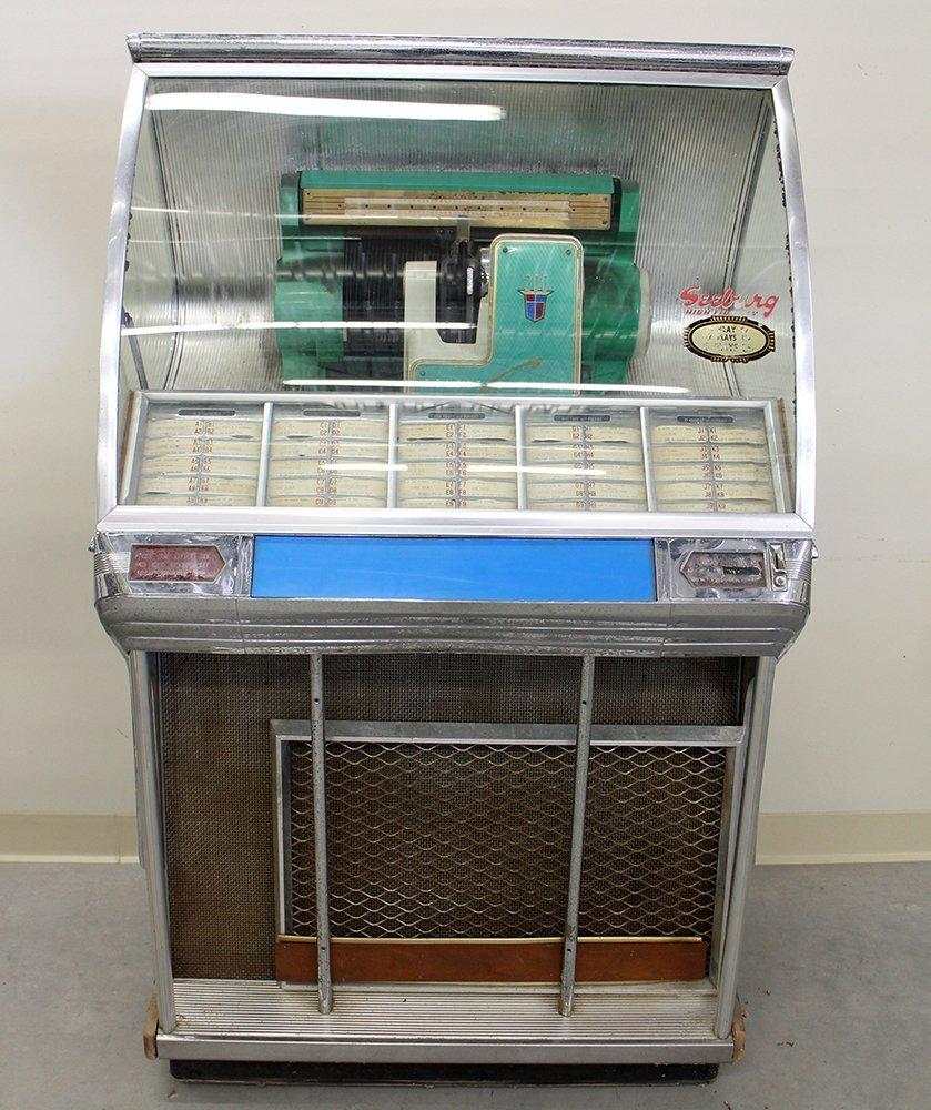 1956 SEEBURG 200 JUKEBOX