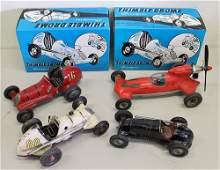 ROY COX THIMBLE DROME RACE CARS