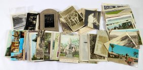 Vintage Postcards & Photographs