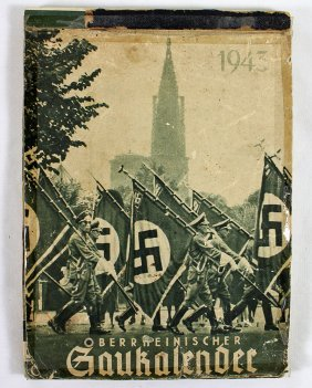 1943 Nazi Calendar