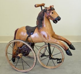 Horse Tricycle