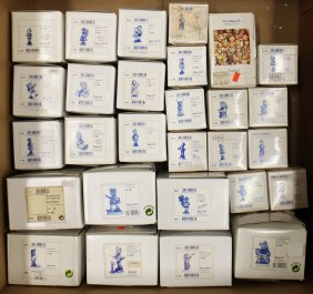 (28) Hummel Figurines W/ Boxes