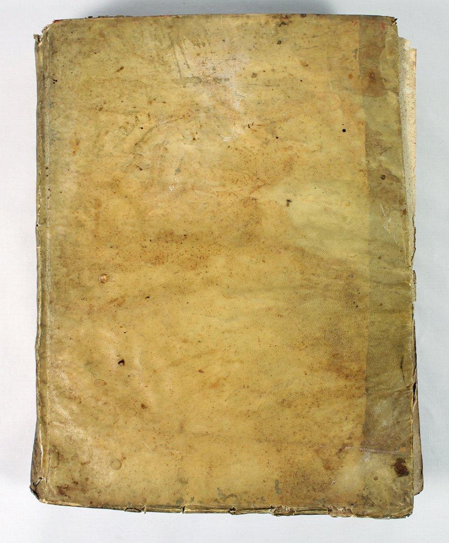 18TH CENTURY ASTRONOMY FORMULA BOOK