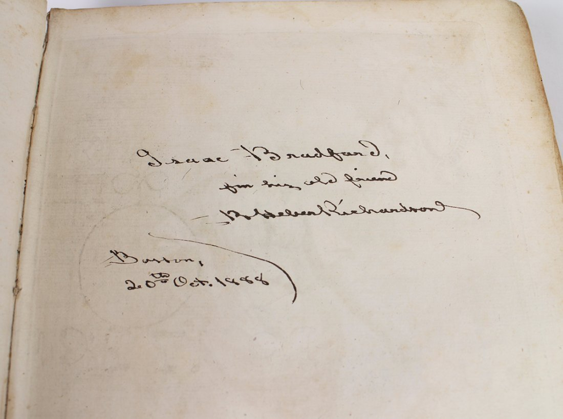 18TH CENTURY ASTRONOMY FORMULA BOOK - 2