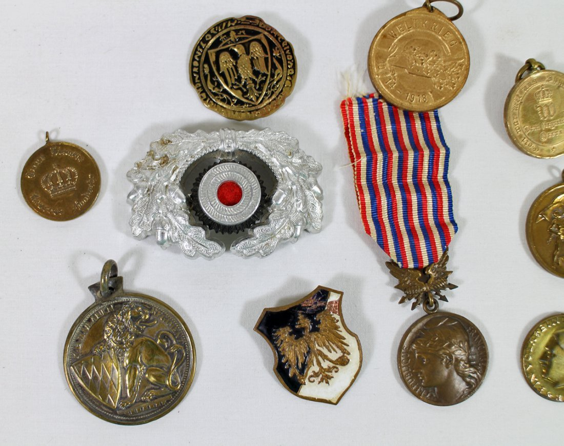 WWI WWII GERMAN MEDALS & AWARDS - 2