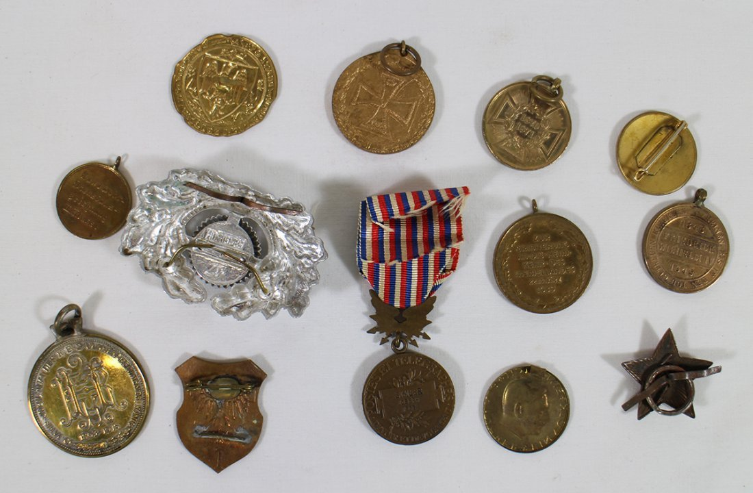 WWI WWII GERMAN MEDALS & AWARDS - 4