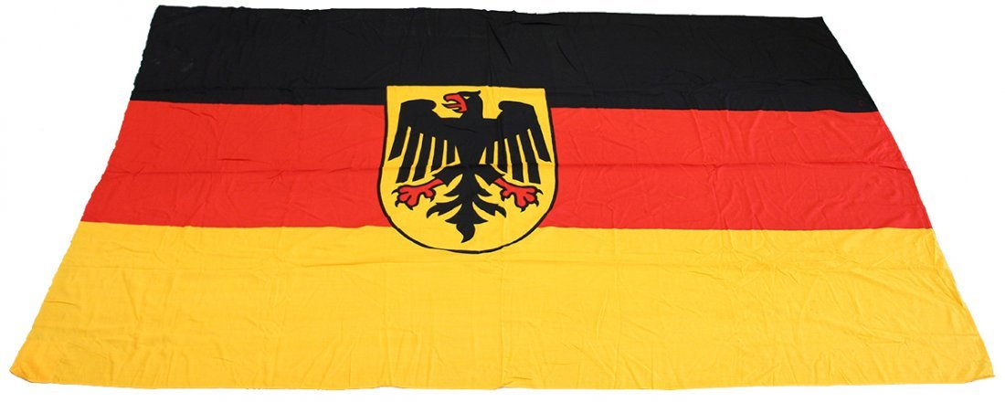 10' x 6' NATIONAL WAR FLAG OF GERMANY