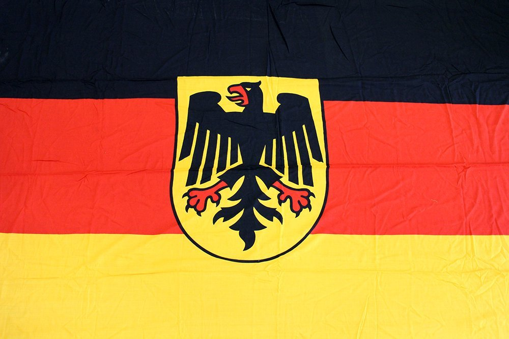 10' x 6' NATIONAL WAR FLAG OF GERMANY - 2