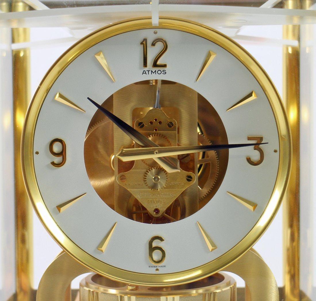 JAEGER LeCOULTRE ATMOS CLOCK - 2