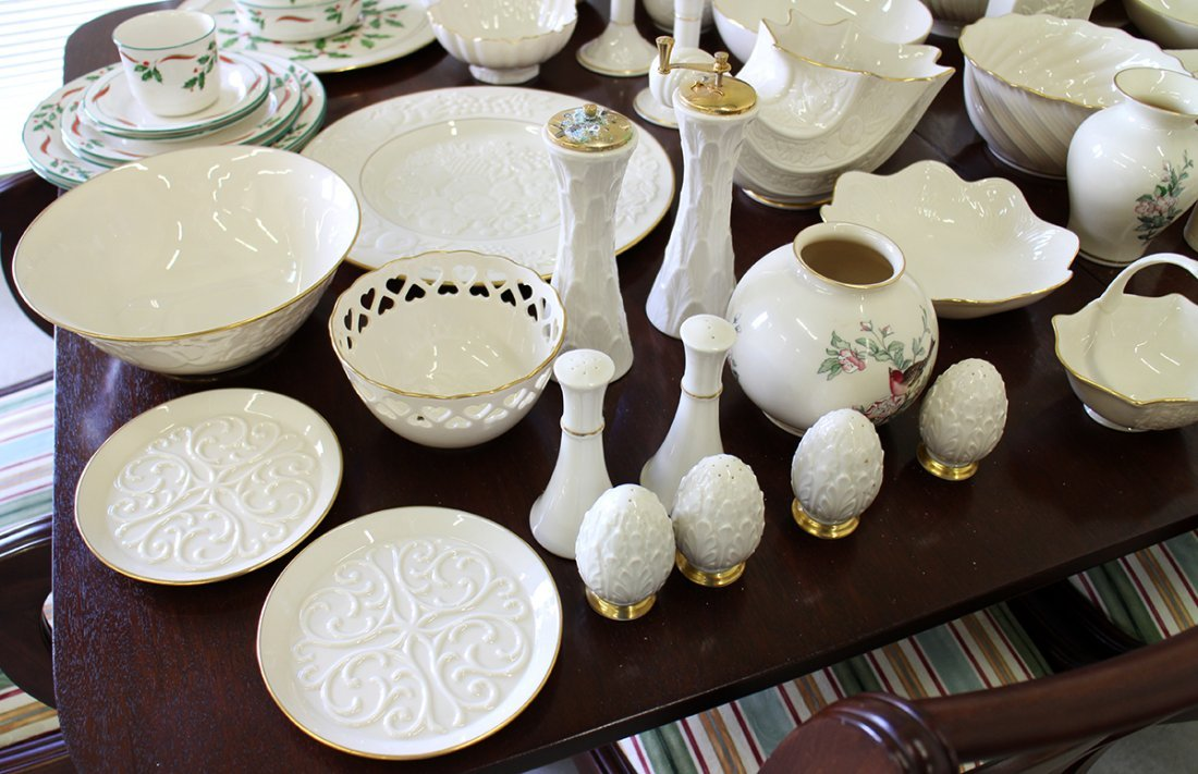 LARGE LENOX COLLECTION - 2