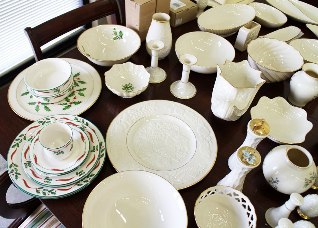 LARGE LENOX COLLECTION - 3