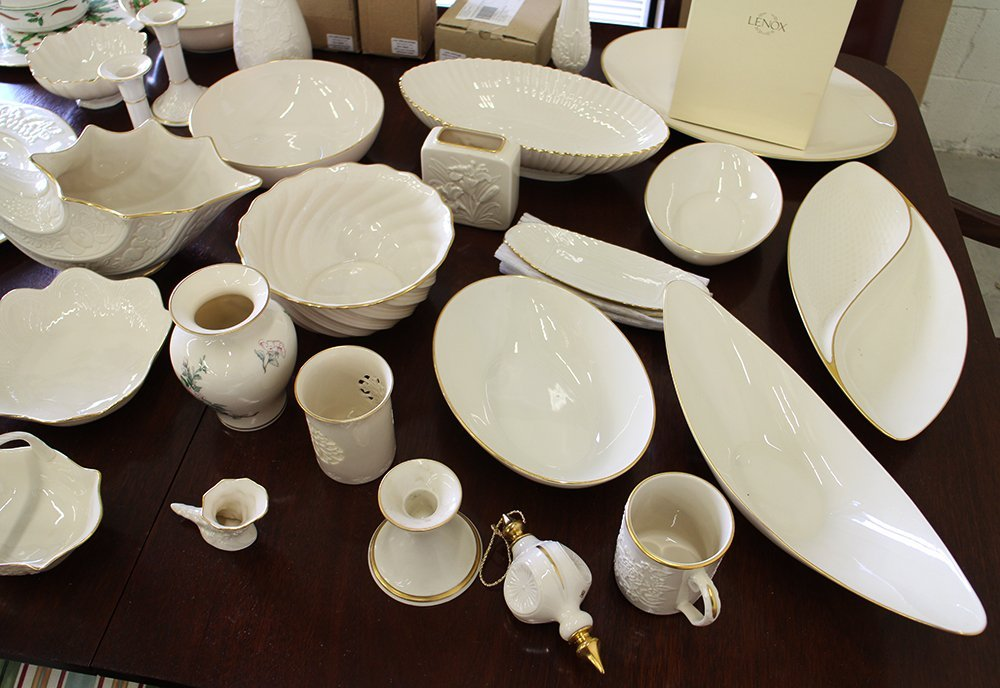 LARGE LENOX COLLECTION - 4