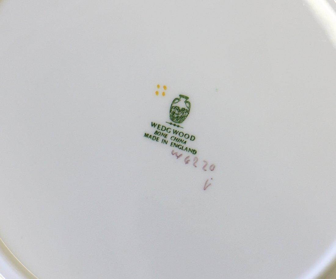 74PC WEDGWOOD FLORENTINE CHINA SET - 5