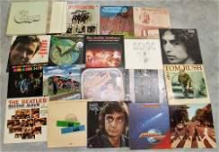 20 VINTAGE VINYL 33 1/3 RPM RECORD ALBUMS